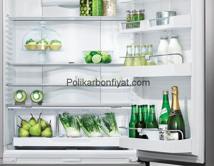 polistiren buzdolabı
